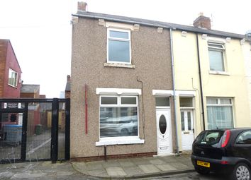 Thumbnail 3 bedroom end terrace house for sale in Kimberley Street, Hartlepool