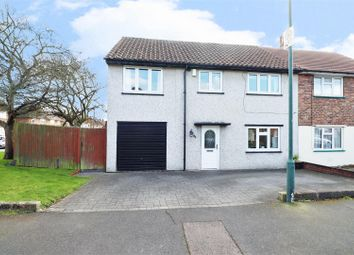 Thumbnail 4 bed semi-detached house for sale in Langley Road, Welling