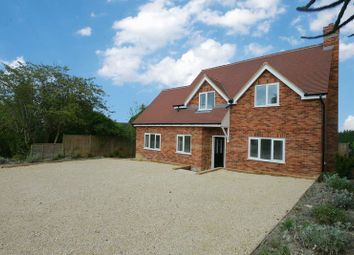 Thumbnail 4 bed detached house for sale in Dunsomer Hill, North Moreton, Didcot