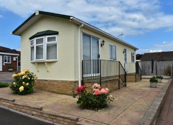 Thumbnail 1 bedroom mobile/park home for sale in Cottage Park, Ross-On-Wye, Herefordshire