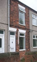 Thumbnail 2 bed property to rent in North Street, North Wingfield, Chesterfield, Derbyshire