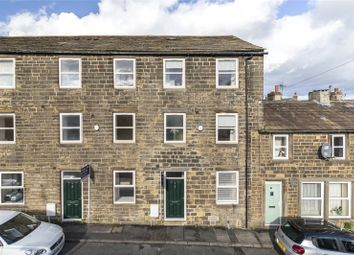 Thumbnail 4 bed terraced house for sale in Mill Street, Cullingworth, Bradford