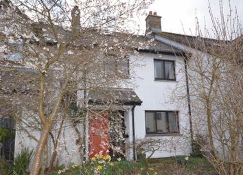 Thumbnail 3 bed terraced house for sale in The Acre, Chagford, Newton Abbot