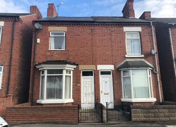 Thumbnail 3 bedroom semi-detached house for sale in Kilton Road, Worksop