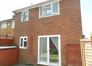 Thumbnail 1 bed end terrace house for sale in Hetherington Close, Slough, Berkshire