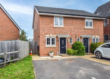 Thumbnail 2 bed semi-detached house for sale in Wyatt Way, Meriden, Coventry
