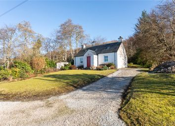 Thumbnail 2 bed detached house for sale in Raineachan, The Bay, Strachur, Cairndow