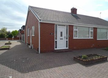 Thumbnail 2 bedroom semi-detached bungalow to rent in Harbourne Avenue, Walkden, Manchester