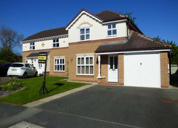Thumbnail 3 bed detached house for sale in Anvil Close, Wheelock, Sandbach