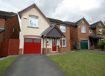 Thumbnail 4 bed detached house for sale in Kingston Mews, Houghton Le Spring, Tyne And Wear