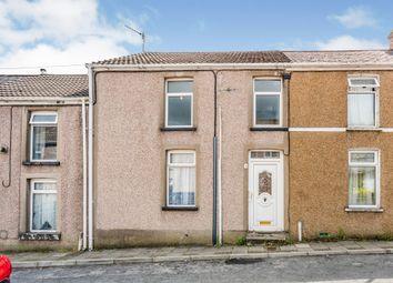 3 bed terraced house for sale in West Street, Aberkenfig, Bridgend CF32