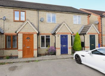 Thumbnail 2 bed terraced house to rent in Howells Place, Mastin Moor, Chesterfield