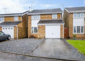 Thumbnail 3 bed detached house for sale in Abington Avenue, Sutton-In-Ashfield