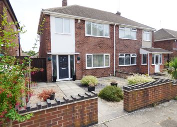 Thumbnail 3 bed semi-detached house for sale in Malmesbury Road, Whitmore Park, Coventry