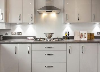 "Thumbnail 2 bed property for sale in ""The Lockton At The Scholars"" at Poplar Avenue, Dogsthorpe, Peterborough"