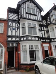 Thumbnail 5 bed terraced house to rent in Uppingham Road, Leicester
