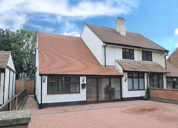 Thumbnail 4 bed semi-detached house for sale in Staunton Avenue, Sunnyhill, Derby