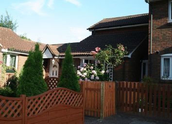 Thumbnail 1 bed bungalow to rent in Oliver Gardens, Beckton, London