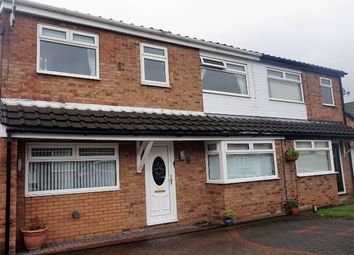 Thumbnail 4 bed semi-detached house for sale in Saltash Close, Liverpool