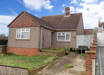 Thumbnail 3 bed detached bungalow for sale in Bower Road, Hextable, Swanley, Kent