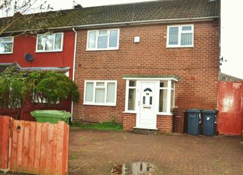 Thumbnail 4 bed end terrace house for sale in Coventry Avenue, Netherton, Liverpool