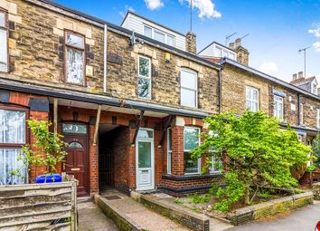 Thumbnail 5 bed terraced house to rent in Parkside Road, Sheffield