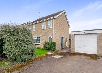 Thumbnail 4 bedroom detached house for sale in Seymour Place, Oundle, Peterborough