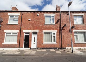 Thumbnail 2 bedroom terraced house for sale in Robert Street, Blyth