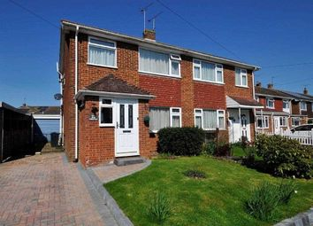 Thumbnail 3 bed semi-detached house for sale in Collard Road, Willesborough, Ashford