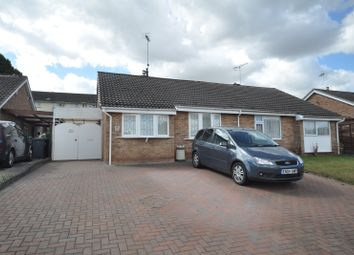 Thumbnail 2 bed semi-detached bungalow to rent in The Eyrie, Burton-On-Trent