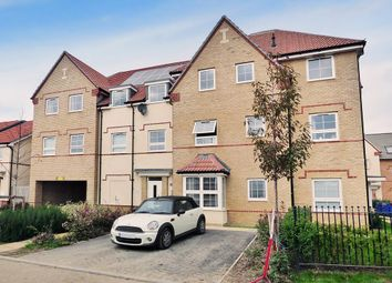 Thumbnail 2 bed flat for sale in Brunel House, Cambrian Way, Worthing