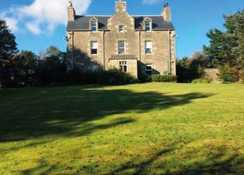 Thumbnail 5 bed detached house for sale in Castlehill House, Princes Street, Thurso, Caithness