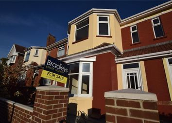 Thumbnail 4 bed terraced house for sale in Midvale Road, Paignton, Devon