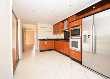 Thumbnail 3 bed flat to rent in Strand Drive, Kew, Richmond