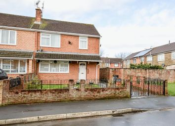 Thumbnail 4 bed property for sale in Thornbridge Avenue, Swindon