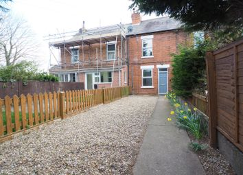 Thumbnail 2 bed terraced house for sale in Stanley Terrace, Newark