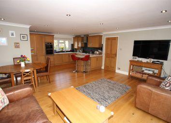 Thumbnail 5 bed detached bungalow for sale in Winston Walk, Lower Bourne, Farnham, Surrey