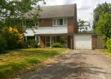Thumbnail 4 bed detached house for sale in Leatherhead, Surrey, Uk