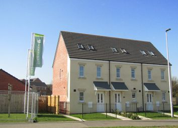 3 bed end terrace house for sale in Ffordd Pendre, Carmarthen SA31