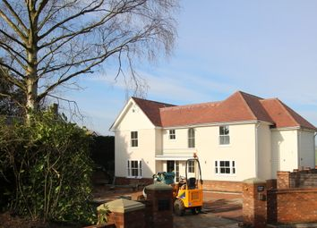 Thumbnail 6 bed detached house for sale in Little Bardfield Road, Little Bardfield, Braintree, Essex