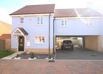 Thumbnail 4 bed semi-detached house to rent in Cross Road, Clacton-On-Sea, Essex