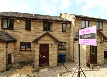 Thumbnail 2 bed town house for sale in Laneside Close, Haslingden, Rossendale, Lancashire