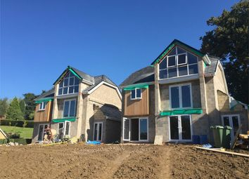 Thumbnail 4 bed detached house for sale in Park Road, Stroud