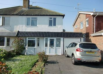 Thumbnail 3 bed property to rent in Brighton Road, Lancing