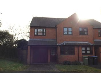 Thumbnail 3 bedroom semi-detached house for sale in Poplars Court, Leicester Road, Market Harborough, Leicestershire
