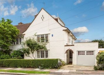 Thumbnail 4 bed cottage for sale in Erskine Hill, Hampstead Garden Suburb, London