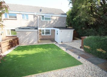 Thumbnail 2 bed end terrace house for sale in Marshall Close, Tiverton