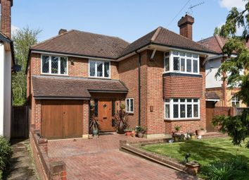 Thumbnail 5 bed detached house for sale in Northwold Drive, Pinner