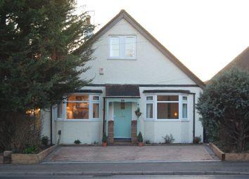 Thumbnail 4 bed detached bungalow for sale in Horseshoe Lane, Garston, Watford