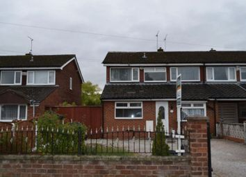 Thumbnail 4 bed semi-detached house for sale in Saughall Road, Blacon, Chester